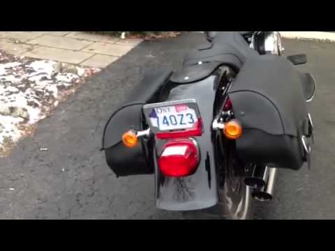Harley Smooth Detachable Saddlebags First Impressions
