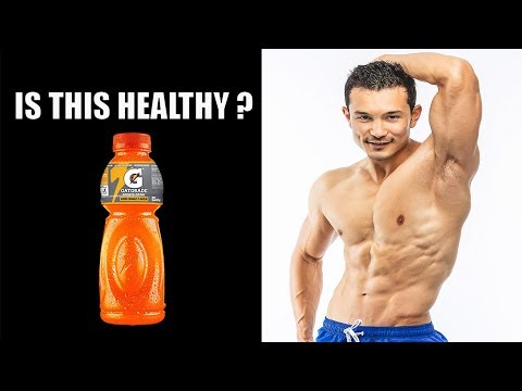GATORADE- The Truth Behind this