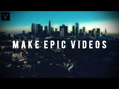 Vegas Pro 16: How To Make Your Videos EPIC With Stock Footage - Tutorial #405
