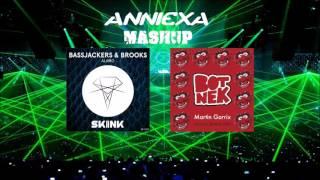 Bassjackers & Brooks - Alamo vs Martin Garrix - Animals (Botnek edit) (Anniexa Mashup)