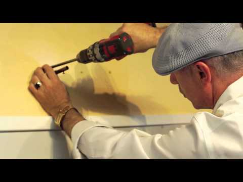 Video #43: Do It Yourself: Three Piece Window Treatment