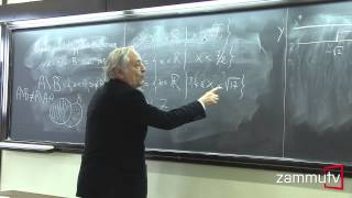 Corso zero di matematica (lezione 1) - Teoria degli insiemi