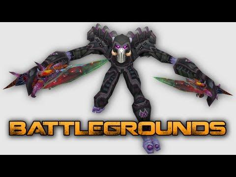 NivPlay: Rogue PvE Gear In Battlegrounds