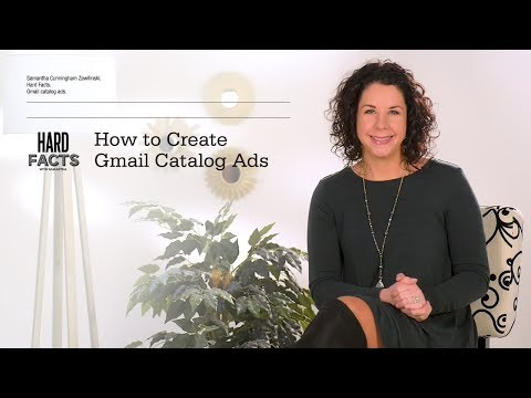 How to Create Gmail Catalog Ads