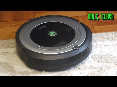 iROBOT Roomba 690 Vacuuming Robot with WiFi!