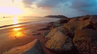 日落龍鼓灘