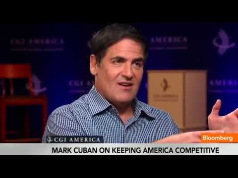 Mark Cuban Only Morons Start A Business On A Loan
