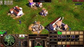 Age of Empires 3 - 1v1 Game #2