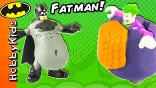 Is It Batman or FATMAN?
