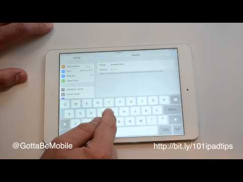 How to Type Faster on the iPad with Shortcuts