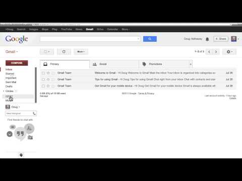 Gmail Tips Filtering