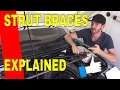 Strut Brace Explained - Pros and Cons of performance Bracing