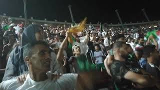 But de Mahrez vs Nigeria réaction stade 5 juillet (14/7/2019)