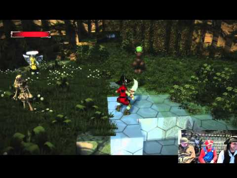 Project Spark Stream - Character Customisation 31st October 2013 - Part 3
