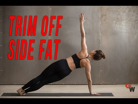 Get Rid Of Unwanted Side Fat