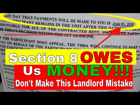 SECTION 8 STOPPED PAYING US!!! CAN THEY DO THAT?!?! - (Real Estate Investing)