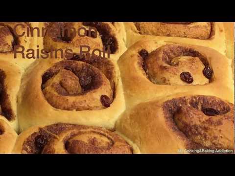 Cinnamon Raisin Roll