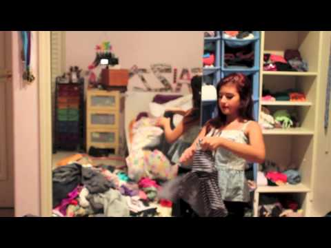 Cleaning My Closet!