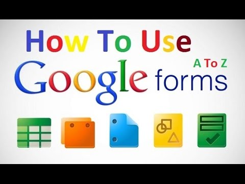 How To Use Google Forms Create and Analyze Surveys, For Free.