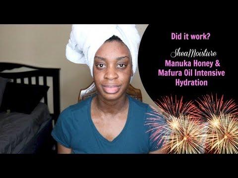 Does it work on 4c hair? SheaMoisture Manuka Honey & Mafura Oil Intensive Hydration|