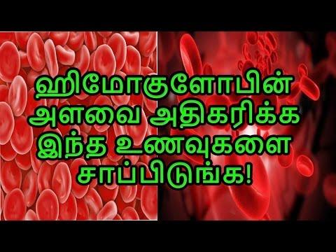 ஹிமோகுளோபின் அளவை அதிகரிக்க உதவும் உணவுகள்;foods to increase hemoglobin level/ TAMIL TIPS PAGE