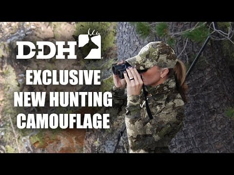 Exclusive New Hunting Camouflage | Innovation Zone @deerhuntingmag