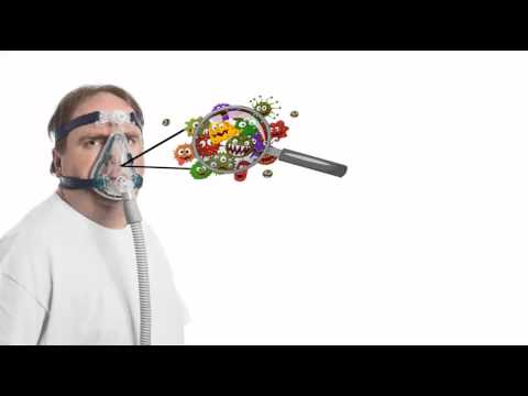 CPAP Users – Keep The Yuck Away