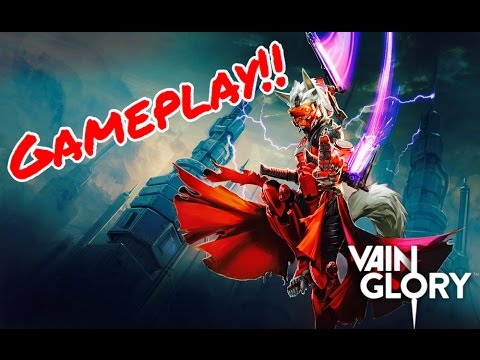 Vainglory - 2.4 NIGHT SHADOW TAKA SPECIAL EDITION GAMEPLAY!!