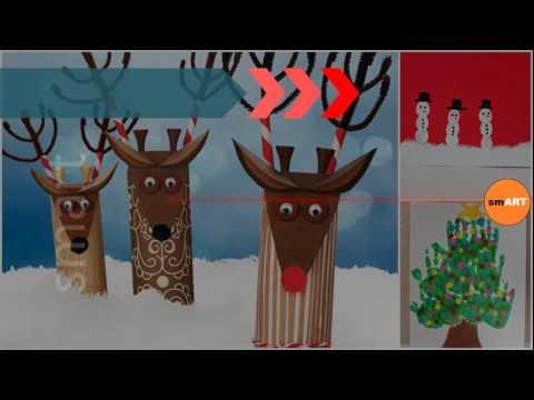 Christmas Art Ideas - Christmas Free Clip Art