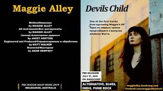 Download Maggie Alley - Devils Child (2019, Australia) {Alternative, Blues, Indie, Punk Rock} Video