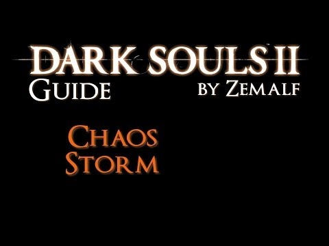 How to Get the Chaos Storm Pyromancy - Dark Souls 2 Guide