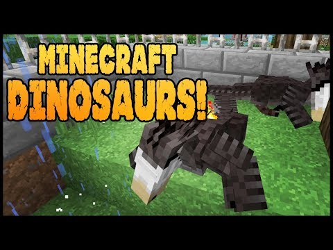 Minecraft Dinosaurs!    520    Strange Feathers
