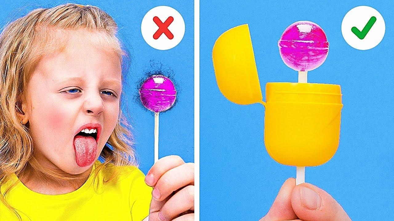 21 PARENTING HACKS    Easy Tricks for Crafty Parents