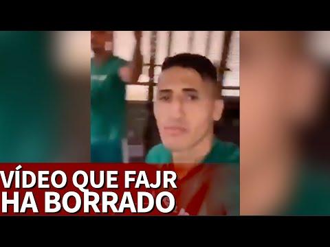 Xxx Mp4 Muy Feo El Polémico Vídeo Que Fajr Ha Borrado Diario As 3gp Sex