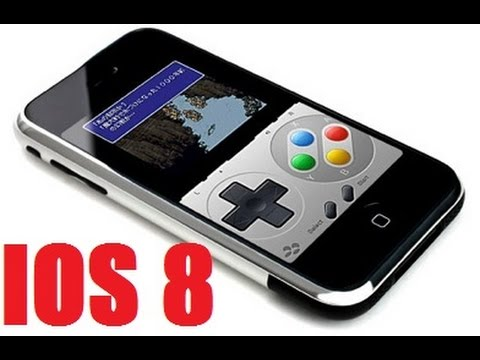 How To Get FREE SNES Emulator On IOS 8-8.0.2