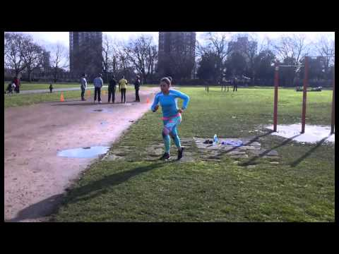 Freeletics London Victoria Park 21/02/15