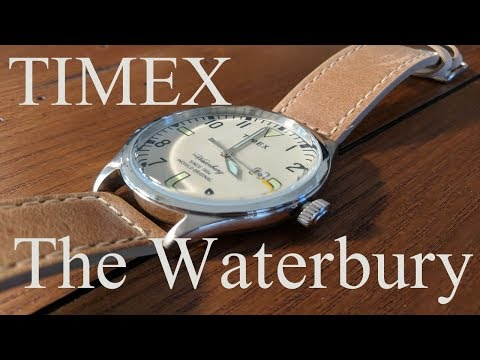 Timex: The Waterbury Watch Review TW2P83900VQ Review