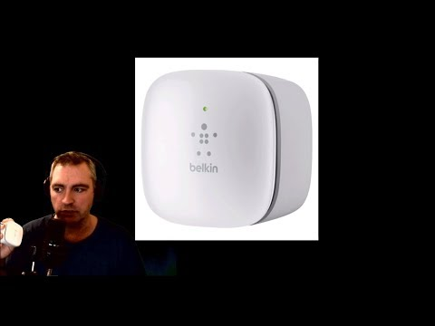 Reset And Connect To Belkin F9K1015 Wifi Range Extender
