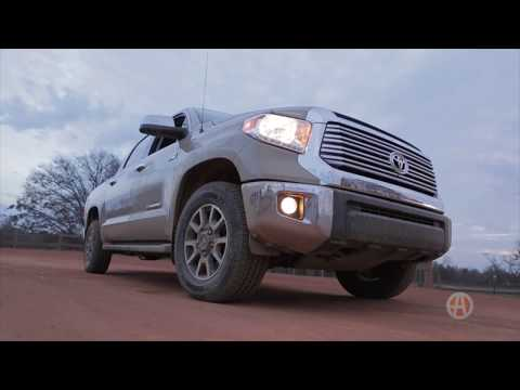 2017 Toyota Tundra | Real World Review | Autotrader