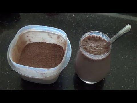 How to Make Chocolate Milk Powder