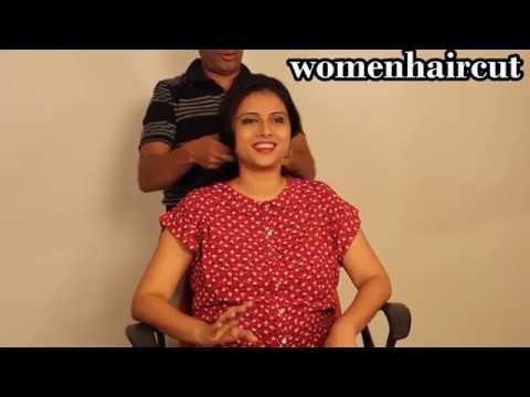 Vidya's Nape Shave Challenge