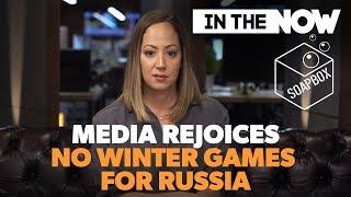 Olympics ban? Russia won