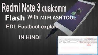 Redmi Note 3 (MediaTek) Stock Rom | How To Flash/Install