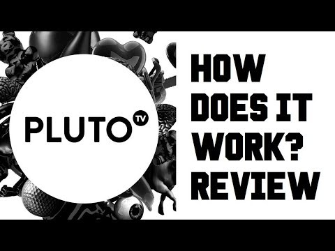 Pluto TV Review - What is Pluto TV and How Does it Work? - Channels, Devices, App