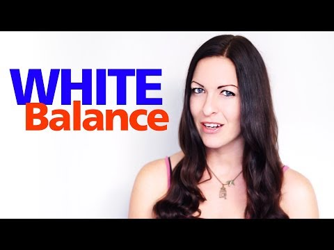 How to Get a Clean Image with White Balance and RAW