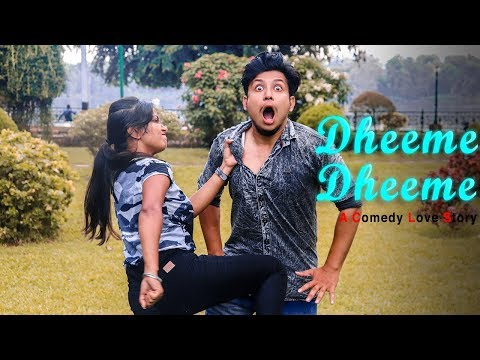 Xxx Mp4 Dheeme Dheeme Cute Funny Love Story Tony Kakkar Latest Song 2019 Neha Kakkar RS Rhythm 3gp Sex