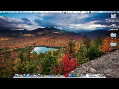 How to Unlock HIDDEN HD Wallpapers on Your Macbook Pro! (HD)