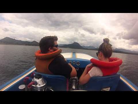 Cruising Moogerah 31/8/15