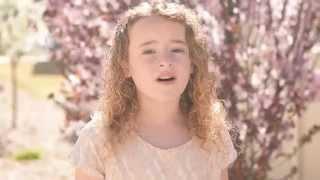 """Getsemani"" yang dilakukan oleh Reese Oliveira, diatur oleh Masa Fukuda dari Choir Satu Anak Voice"