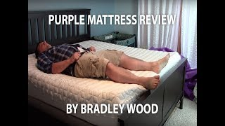 Purple Mattress Review By Bradley Wood